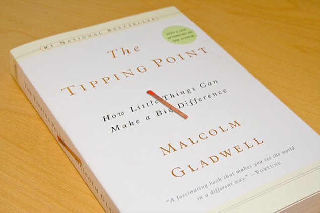 How Little Things Can Make a Big Difference by Macolm Gladwell